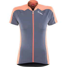 daab7773e Löffler Pura Bike Jersey Shortsleeve Women blue